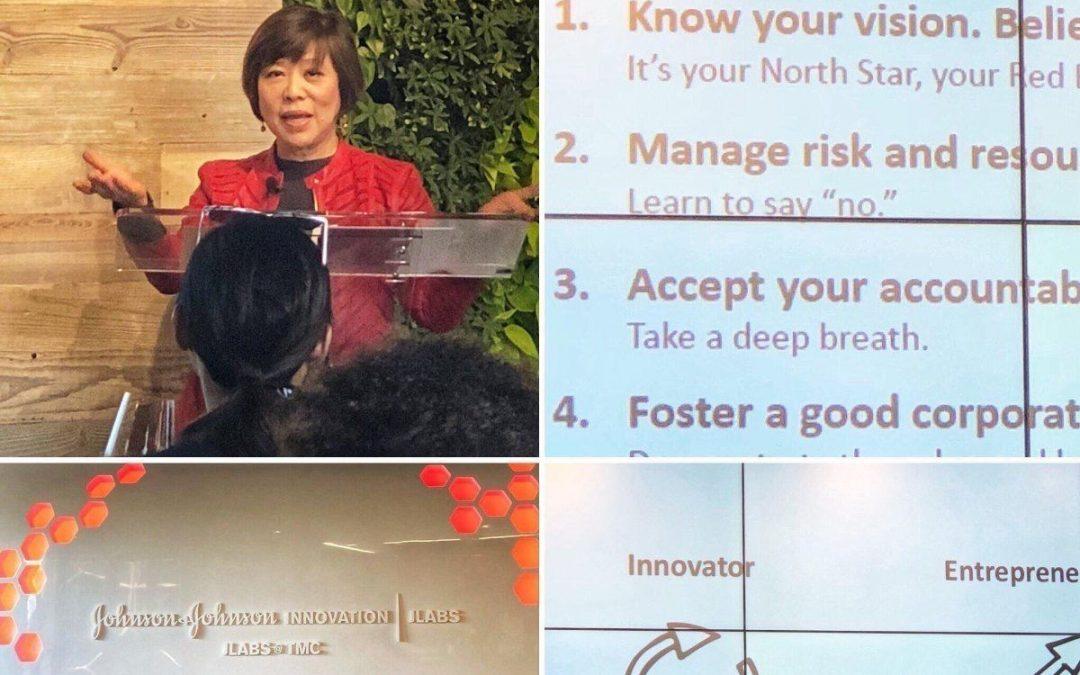 Innovation, entrepreneurship and leadership