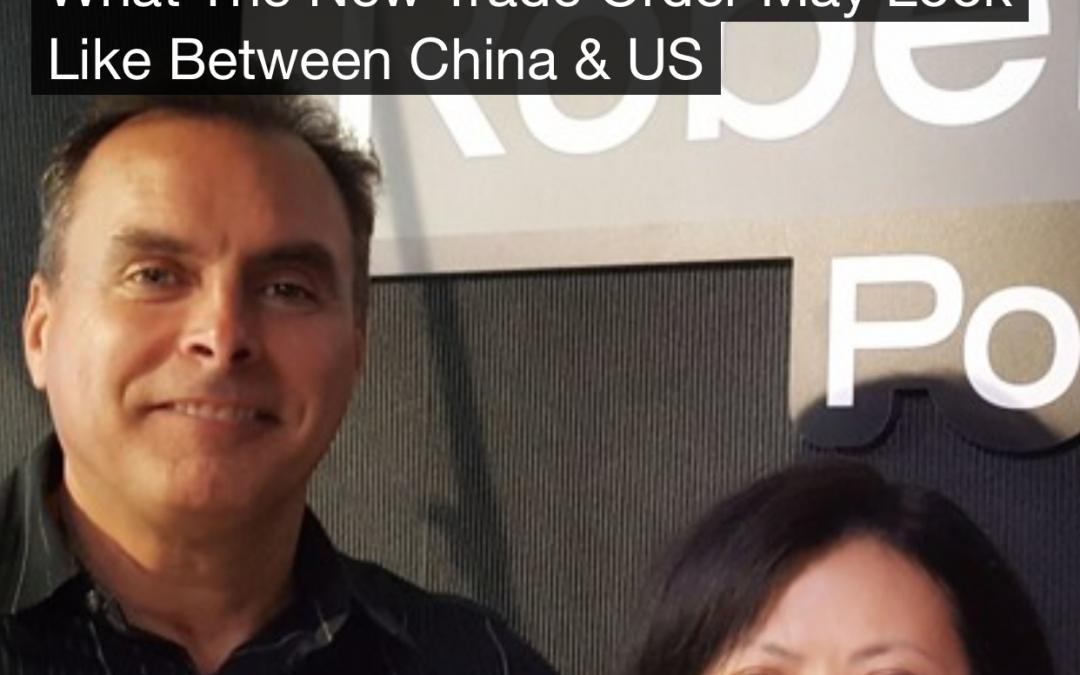 Lance Roberts radio: The New Trade Order featuring Li Xu